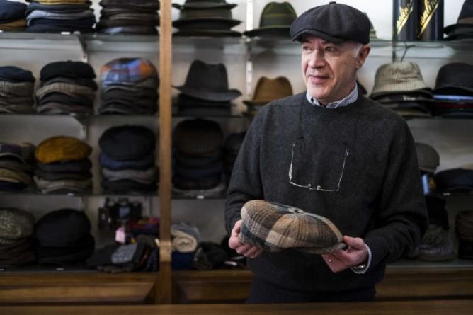 loja chapeus artesanais porto