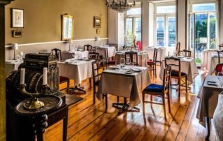 restaurantes romanticos porto