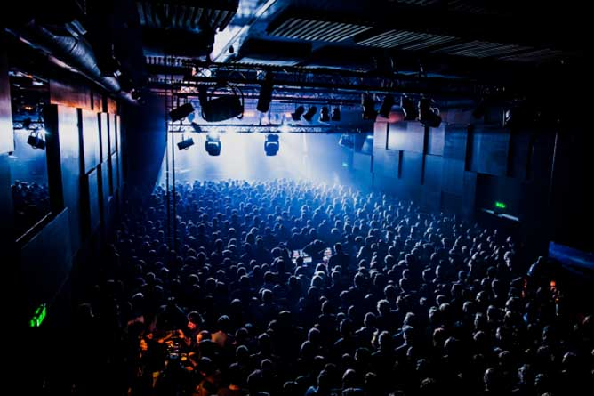 actividades ribeira hard club concerto
