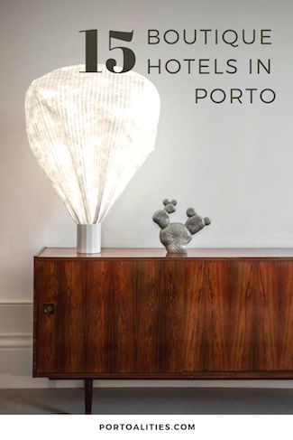 best boutique hotels porto
