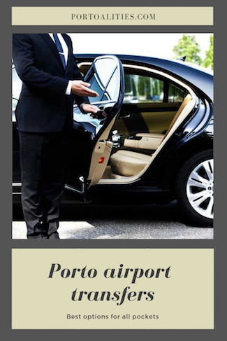 top porto airport transfers