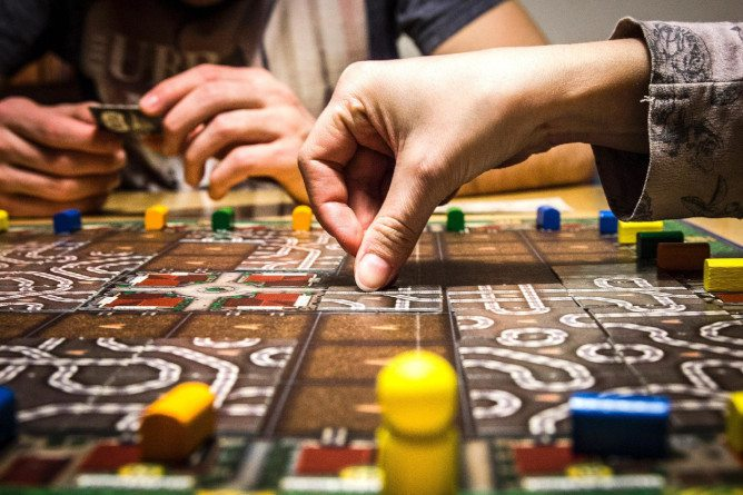 boardgames rainy days porto