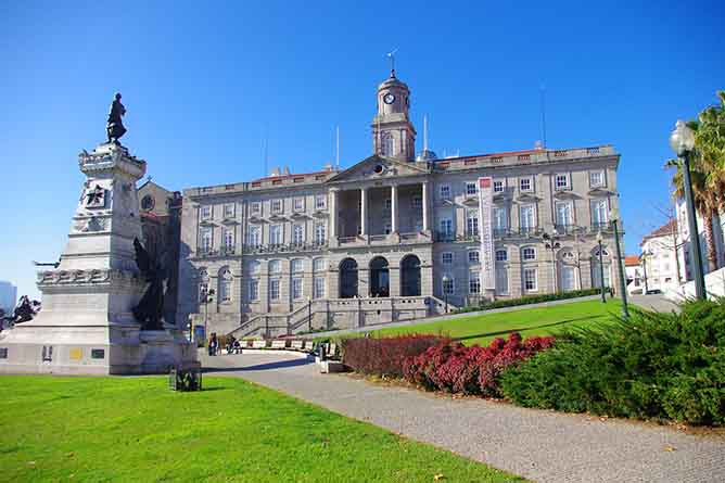 bolsa palace ribeira porto activity