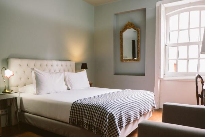 casa loios hotel porto bedroom