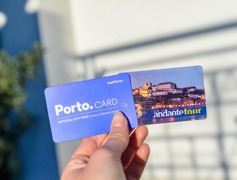 discounts porto card