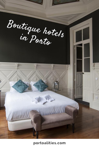 list top boutique hotels porto