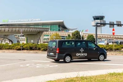 melhores transferes aeroporto porto portugal