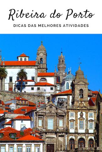 o que fazer ribeira porto portugal