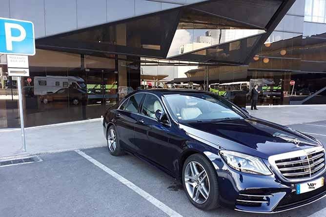 porto luxury transport