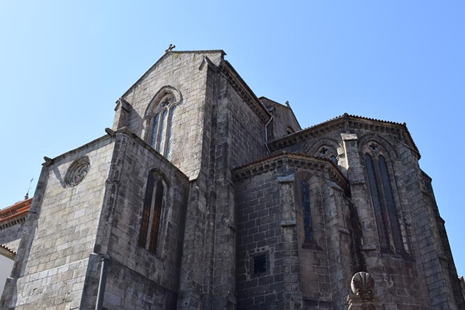 ribeira visit saint francis church