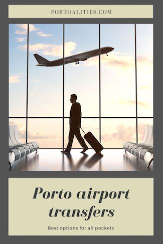 top porto airport transfers
