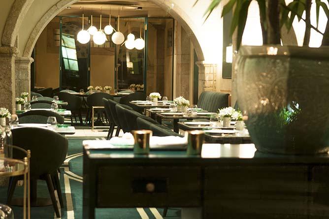 antiqvvm restaurante porto interior