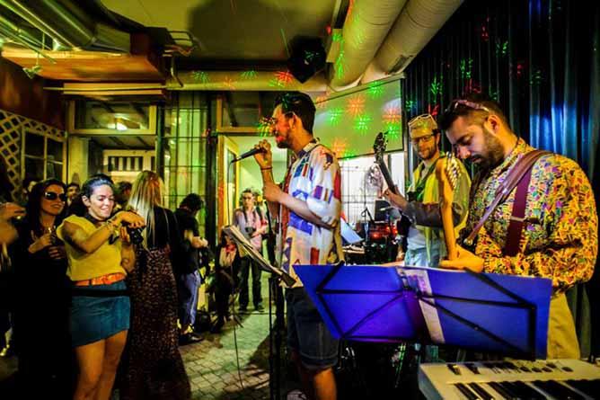 best bar dance porto rua