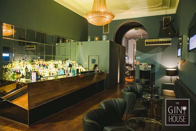 best bars porto gin house