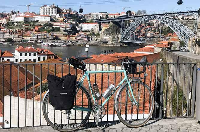 best bike tours porto