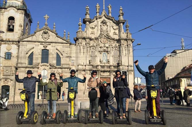 best segway tours porto