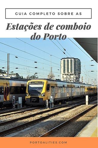guia completo comboios porto portugal