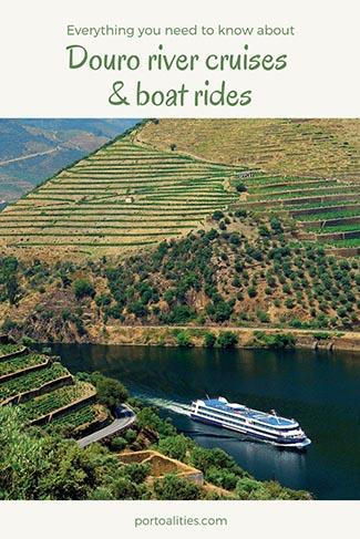 guide douro cruises boat rides