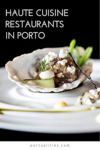 haute cuisine restaurants porto