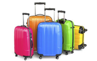luggage facilities list porto