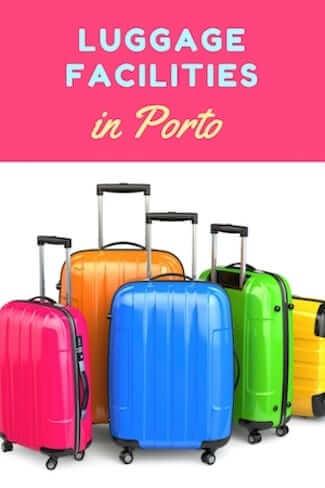 luggage facilities porto