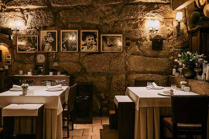 paparico haute restaurant porto interior