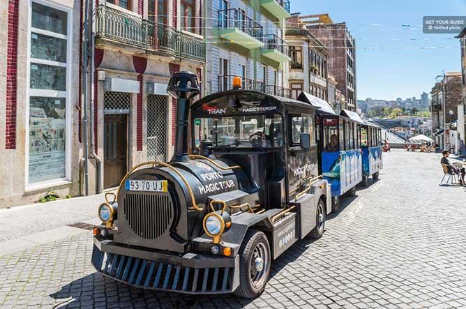 porto city train atividades criancas