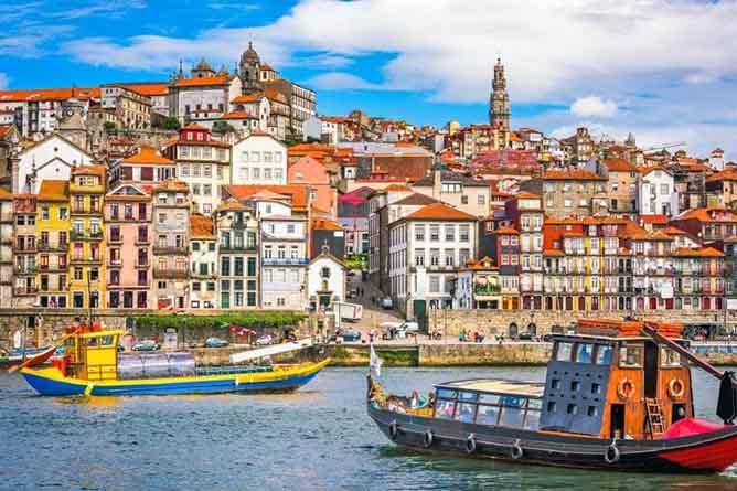 porto or lisbon best river