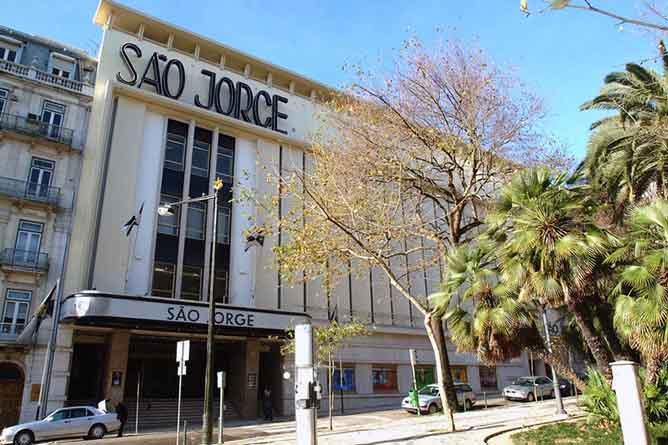 porto or lisbon sao jorge theater