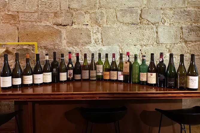 provas vinho melhores bares porto