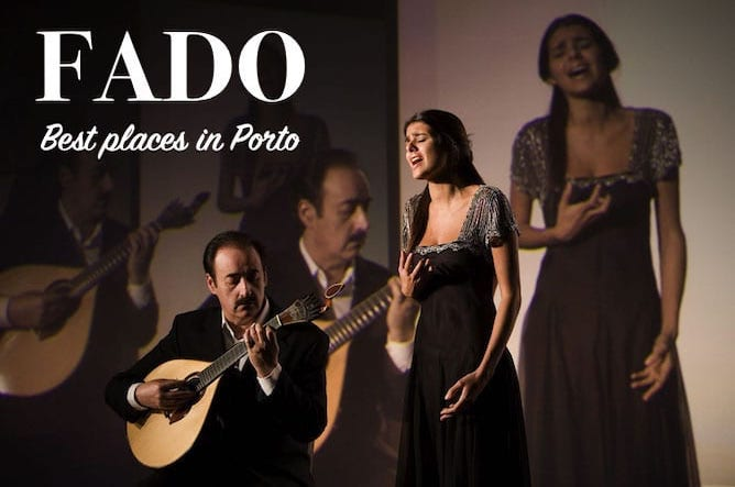 best places fado porto