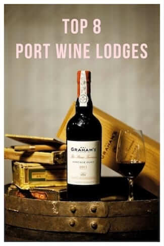 best port wine lodges