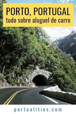 como alugar carro porto portugal