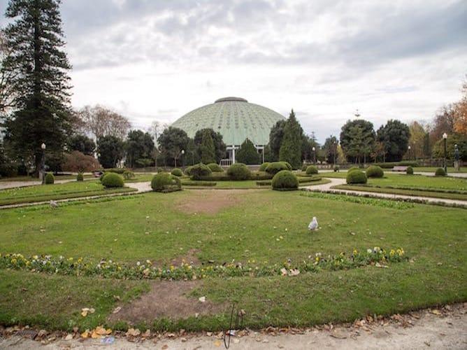 crystal palace tree gardens porto