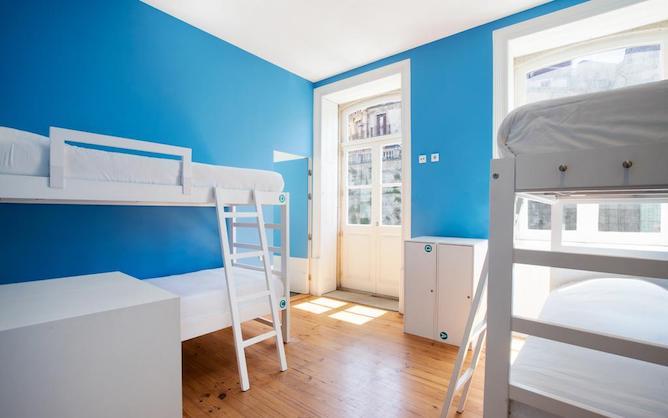 dormitorios best guest porto hostel
