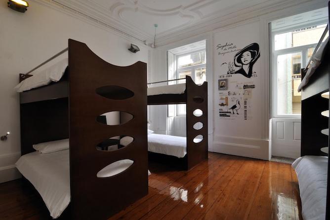 dormitorios gallery hostel