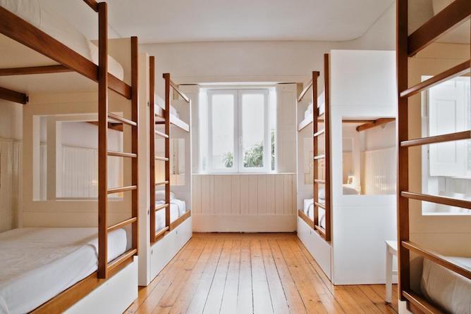 dormitorios porto spot hostel