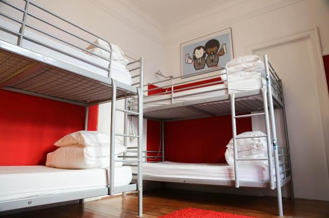 dormitorios rivoli cinema hostel