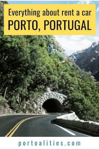 everything about renting car porto portugal