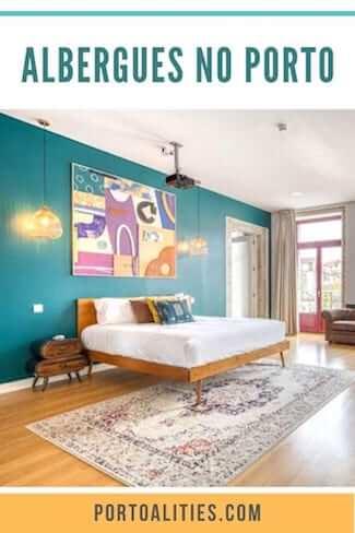 melhores albergues porto portugal