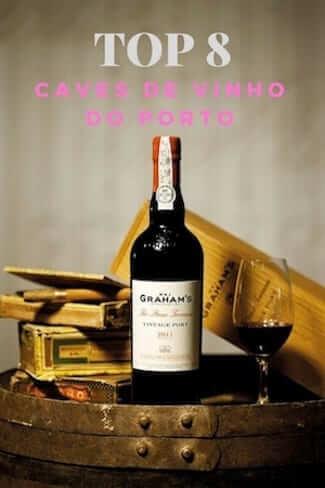 melhores caves vinho porto