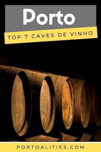 top caves vinho porto portugal