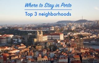 where stay porto best neighborhood