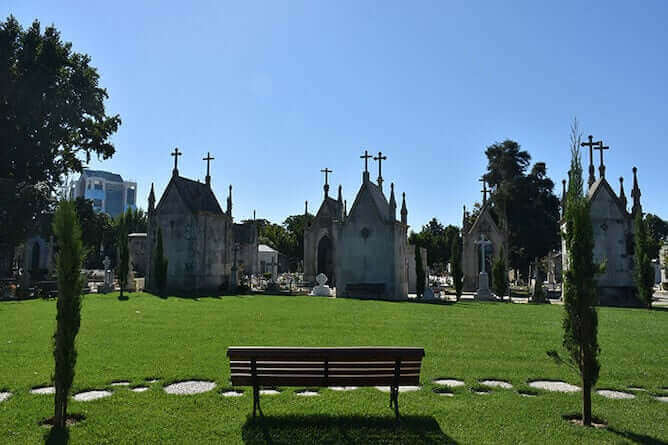 agramonte cemetery porto