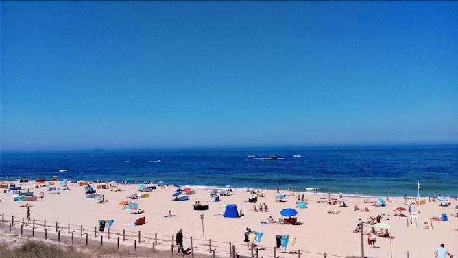 aterro beach leca da palmeira porto