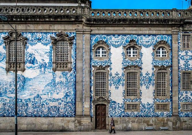 azulejo tiles porto