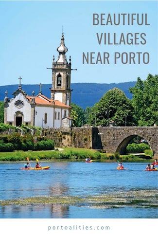 beautiful villages near porto pinterest board