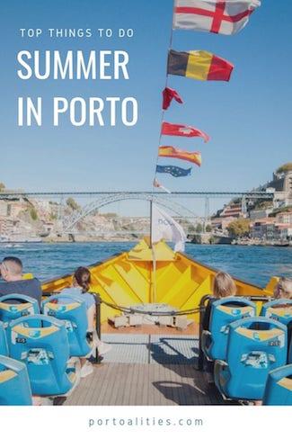 best things to do summer porto bridges cruise