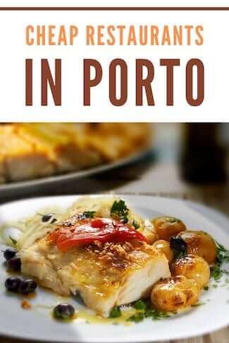 cheap restaurants in porto