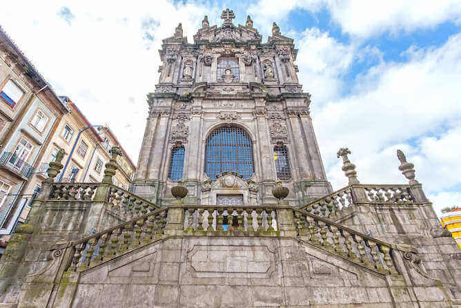 clerigos church porto